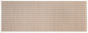 Sensino Allzweckmatte, ca. 65 x 180 cm - Braun