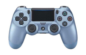 Sony PlayStation 4 Wireless Dualshock 4 V2 Controller Titanium Blue