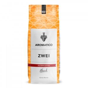 Aromatico ZWEI Filterkaffee ganze Bohne 250g