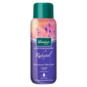 Kneipp Aroma-Pflegeschaumbad Ruhepol Lavendel 400ml