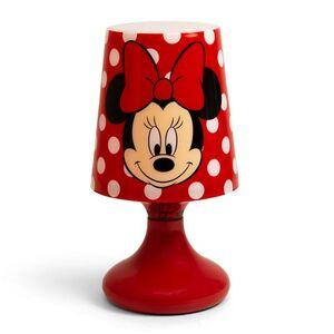 Disney Kinder Lichter - RGB Tischlampe, Minnie Mouse