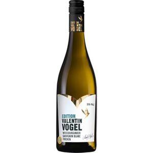 Valentin Vogel Weißburgunder Sauvignon Blanc QbA 12,4 % vol 0,75 Liter