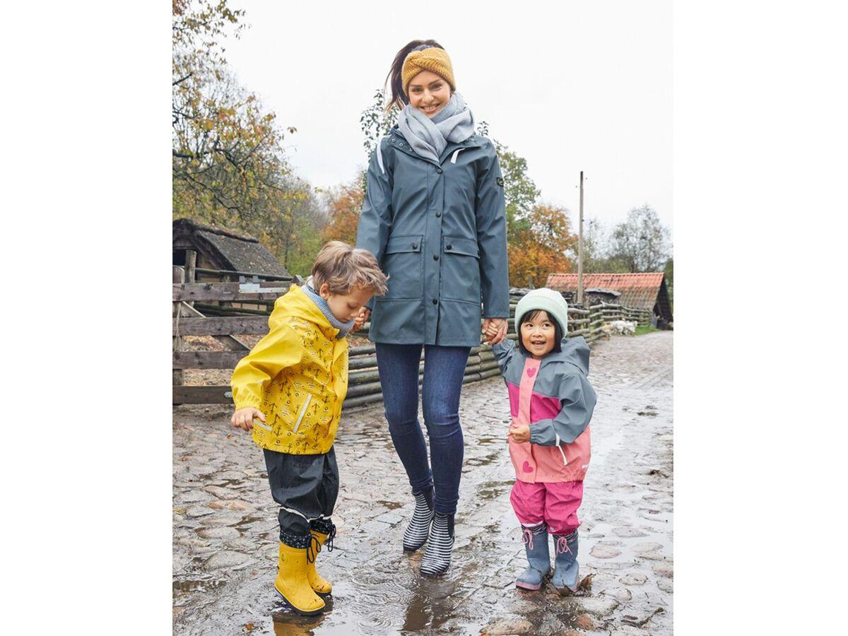 Bild 4 von ESMARA®  Regenstiefel Damen, mit Anziehhilfe, auswechselbare Einlegesohle, rutschhemmend