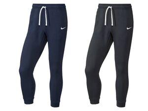 Nike Sweathose Herren, lockerer Schnitt, seitliche und hintere Taschen, mit Baumwoll-Fleece