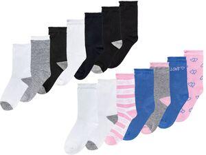 PEPPERTS® Mädchen Socken, 7er Set