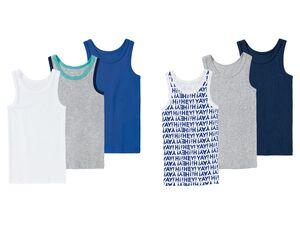PEPPERTS® Jungen Unterhemd 3er Set