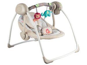 Ingenuity™ Tragebare Babyschaukel Cozy Kingdom