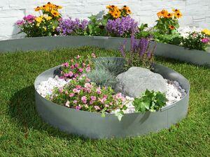 PARKSIDE® Rasenkante, mit Stecksystem, witterungsbeständig, aus Stahlblech