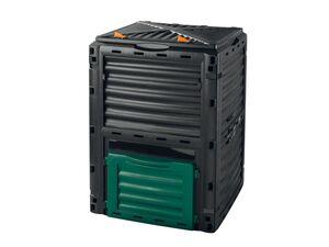PARKSIDE® Komposter, 300 l Volumen, klappbarer Deckel, witterungsbeständig, aus Kunststoff