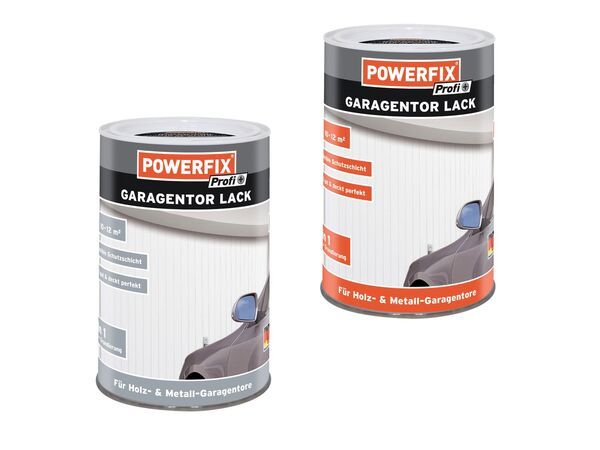 POWERFIX® Garagentorlack 1 l