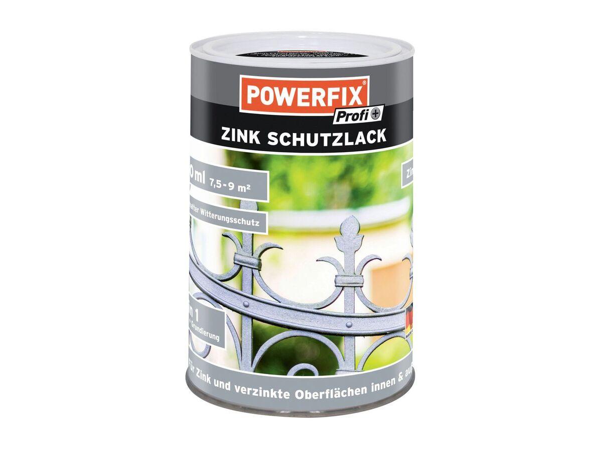 Bild 2 von POWERFIX® Hammerschlaglack 750 ml / Zinkschutzlack 750 ml