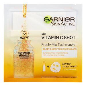 Garnier SkinActive Vitamin C Shot Tuchmaske