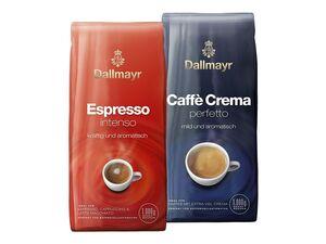 Dallmayr Espresso intenso/ Caffè Crema perfetto