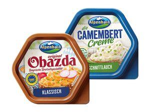 Alpenhain Obazda/Camembert-Creme