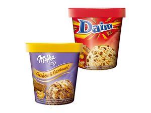 Milka/Daim/Oreo Eiscreme