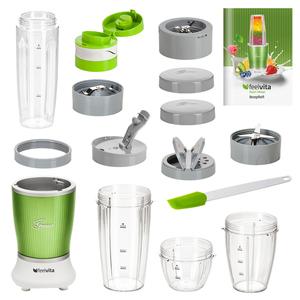 Feelvita Nutri Mixer, Set 16-tlg., grün