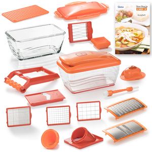 Nicer Dicer Chef S, Deluxe-Set 20-tlg.