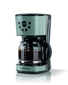 GOURMETmaxx Kaffeemaschine 900W grau