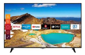 "Telefunken XU65H529 LED TV 65"" (165 cm)"