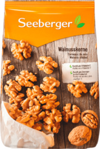 Seeberger Walnuss-Kerne