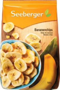 Seeberger Trockenobst, Bananen-Chips