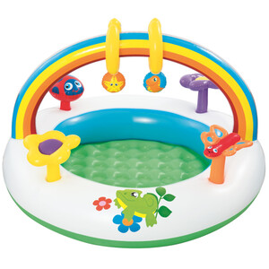 Bestway Baby-Spielcenter Regenbogen aufblasbar