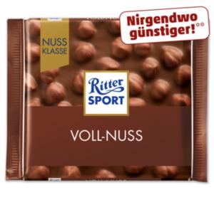 RITTER SPORT Nuss- und Kakao-Klasse