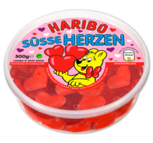 HARIBO Süße Herzen