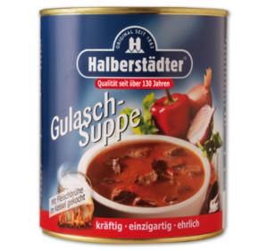 HALBERSTÄDTER Suppe