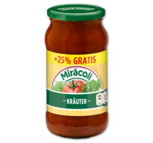 MIRÁCOLI Pastasauce