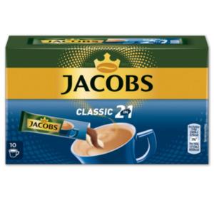 JACOBS Kaffeesticks Classic 2 in 1