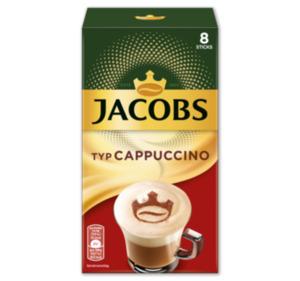 JACOBS Kaffeesticks Cappuccino