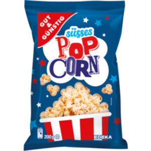 Gut & Günstig Süßes Popcorn