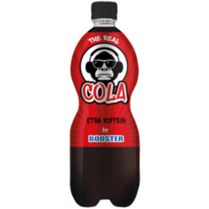 The Real Cola by Booster