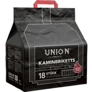 Union Kaminbriketts