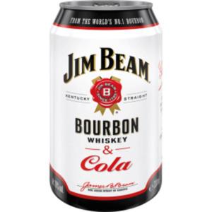 Effect Vodka & Energy oder Jim Beam Dosen