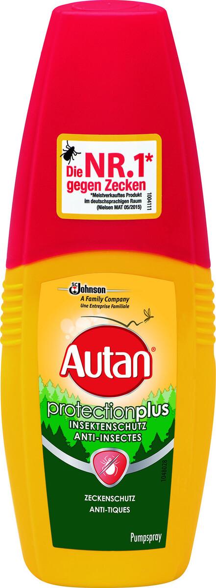 Bild 2 von Autan Protection Plus Insektenschutz Pumpspray 100 ml