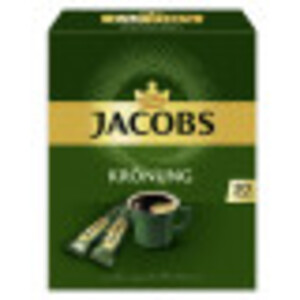 Jacobs Krönung Löslicher Kaffee Sticks 20x 1,8 g