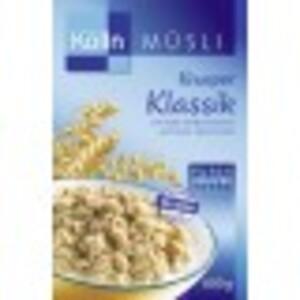Kölln Müsli Knusper Klassik 600 g