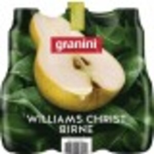 Granini Williams Christ Birne Nektar 6x 1 ltr PET