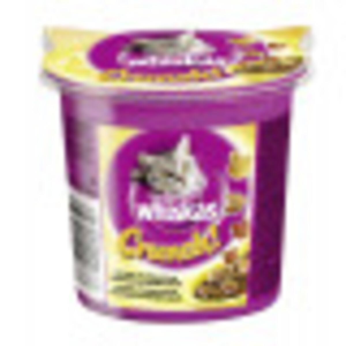 Bild 1 von Whiskas Crunch mit Huhn, Truthahn & Ente 100 g