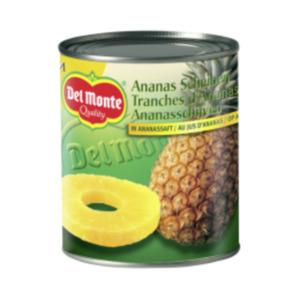 Del Monte Ananasscheiben in Ananassaft