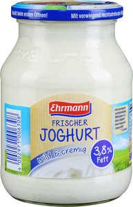 EHRMANN  Joghurt mild & cremig