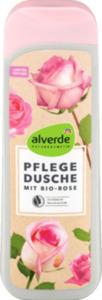 alverde NATURKOSMETIK Dusche Bio-Rose