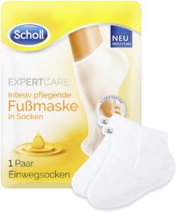 Scholl Fußmaske mit 3 Ölen