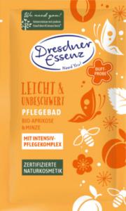 Dresdner Essenz Badesalz Need you! Bio-Aprikose & Minze