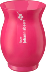 Profissimo Windlichtglas pink
