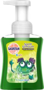 Sagrotan Kids Schaumseife grün