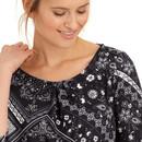 Bild 4 von Damen Kleid mit Allover-Print