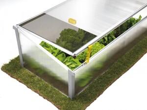 Juwel Beetsystem Bio-Protect 128 x 58 cm, Frühbeet